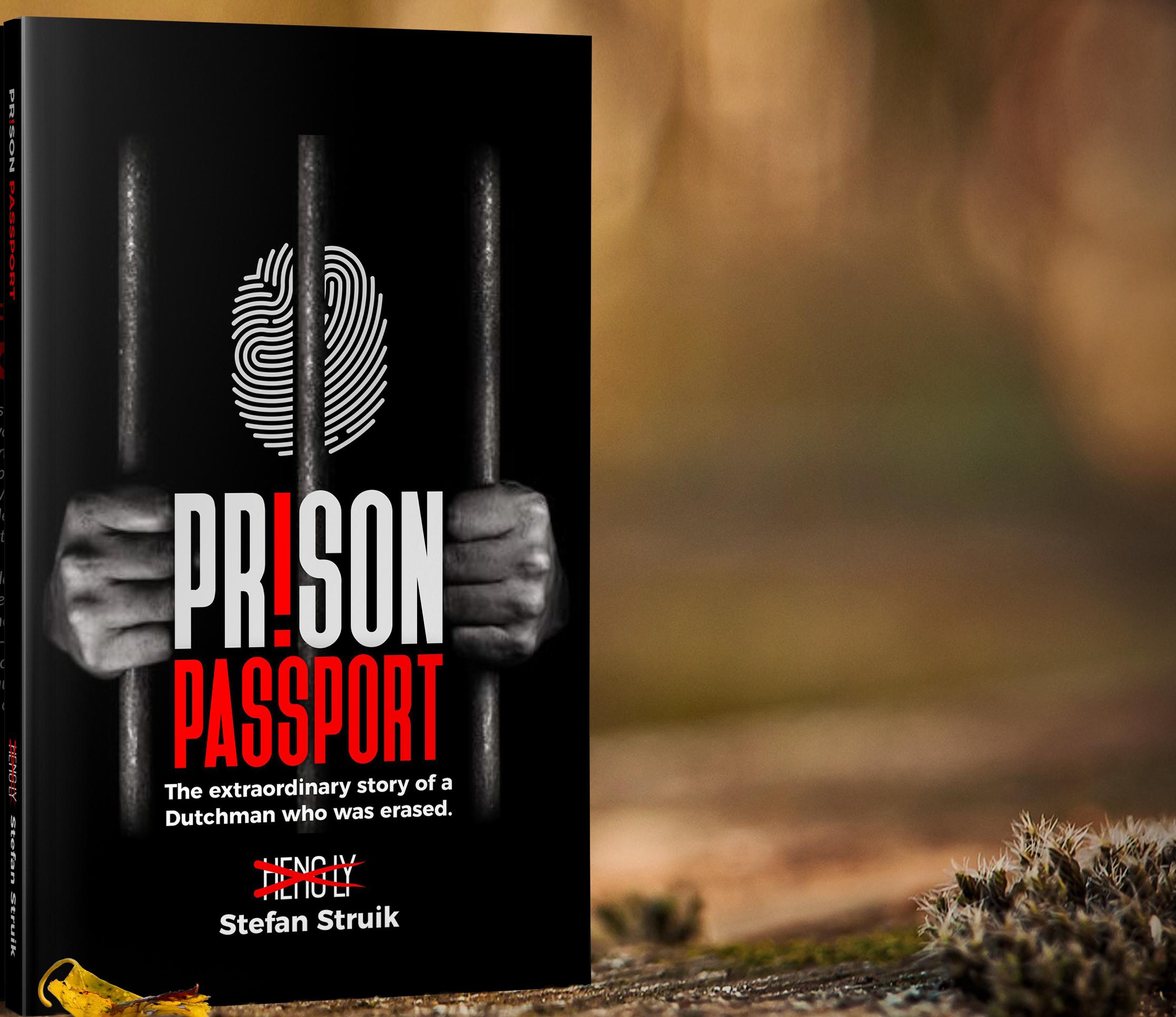 Prison passport stefan struik